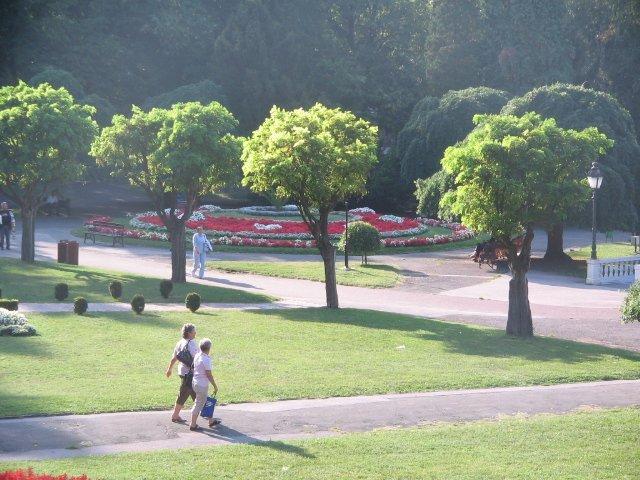 park vrnjacka banja